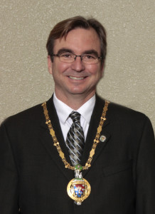 Mayor John Enns-Wind